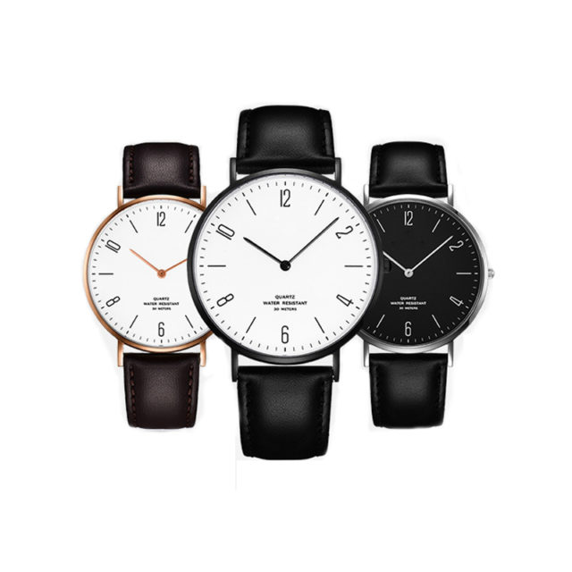 classic silm watches