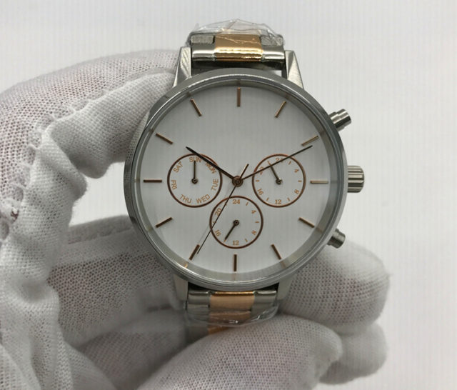 actual lady chornograph watch