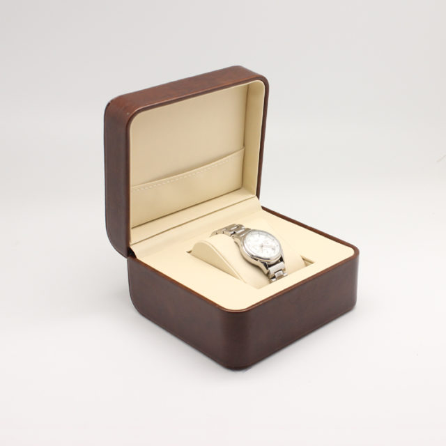 box with actual watch