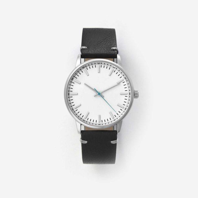 silver-black-watch