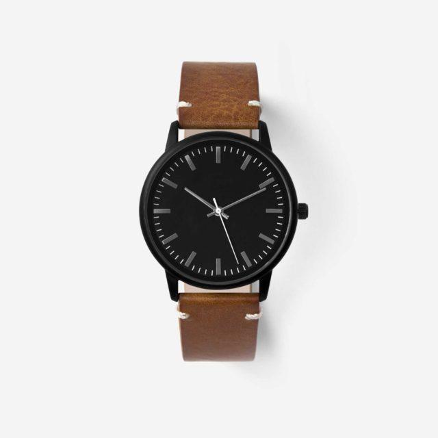 black-brown-watch